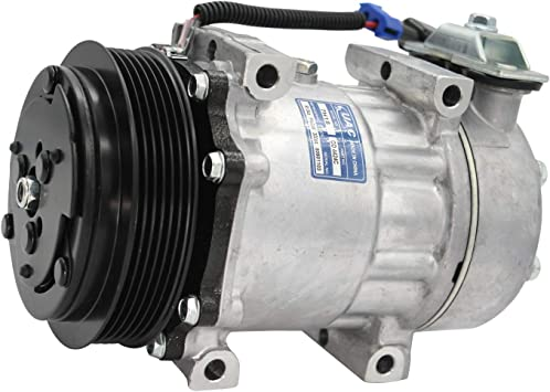 New AC A//C Compressor Fits Peterbilt /& Kenworth Trucks Replaces 4039 4424 4731