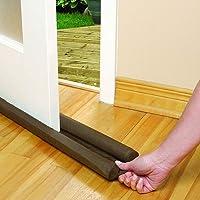CHOUREN HIGH QUALITY Useful Twin Door Draft Dodger Guard Stopper Protector Doorstop