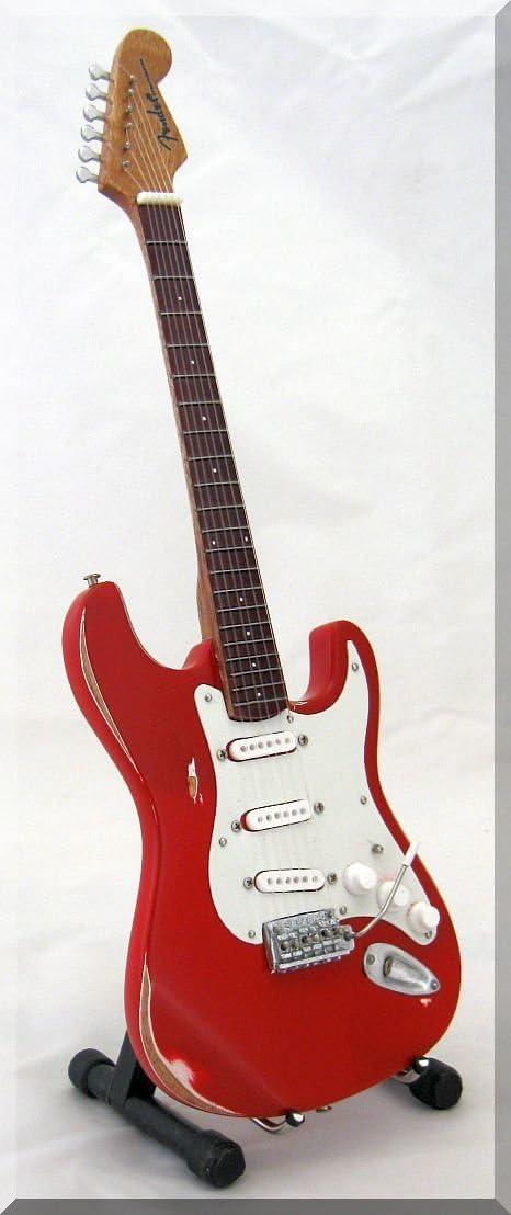Gary Moore Guitarra en miniatura Fender Thin Lizzy