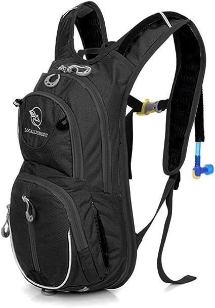 Janexi Mochila de Viaje Gran Capacidad Mochila De Ciclismo Hombre Mochila de Trekking Multifuncional Daypack Deportes Mochilas 12 litros