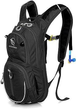 TXJ 12L Impermeable Mochila de Senderismo MúLtiples Funciones Mochila de Viaje Escalada Marcha Camping Ciclismo Deporte Al Aire Libre