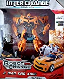 BABY N TOYYS Robot to Car Converting Transformer Bumblebee
