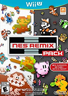 Amazon com: NES Remix 2 - Wii U [Digital Code]: Video Games