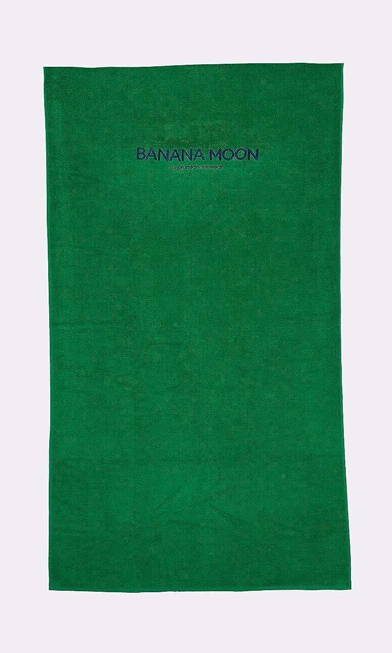 Toalla de playa Banana Moon Plain Towely Verde: Amazon.es: Ropa y accesorios