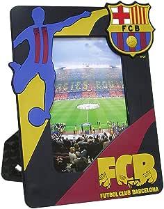 Portafotos rubber 3D FC Barcelona: Amazon.es: Juguetes y juegos