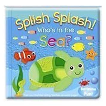 Amazon.com : 1Stopbabystore Baby Bath Book Bathtime Fun : Baby