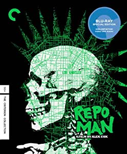 Repo Man (Criterion Collection) [Blu-ray]