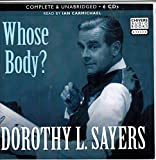 img - for Whose Body? Complete and Unabridged (Audio CD) book / textbook / text book