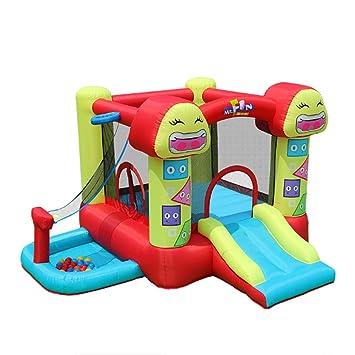 XGYUII Cerca Bouncy Castle Playground Juguete Interior Niños ...