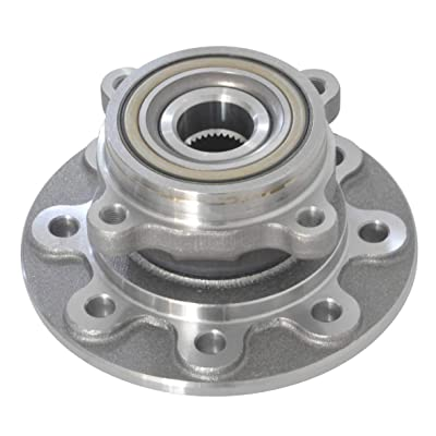 BreaAP 1pcs Front Wheel Hub & Bearing Assembly For 1994-1999 Dodge Ram 2500 4WD W/O ABS: Automotive