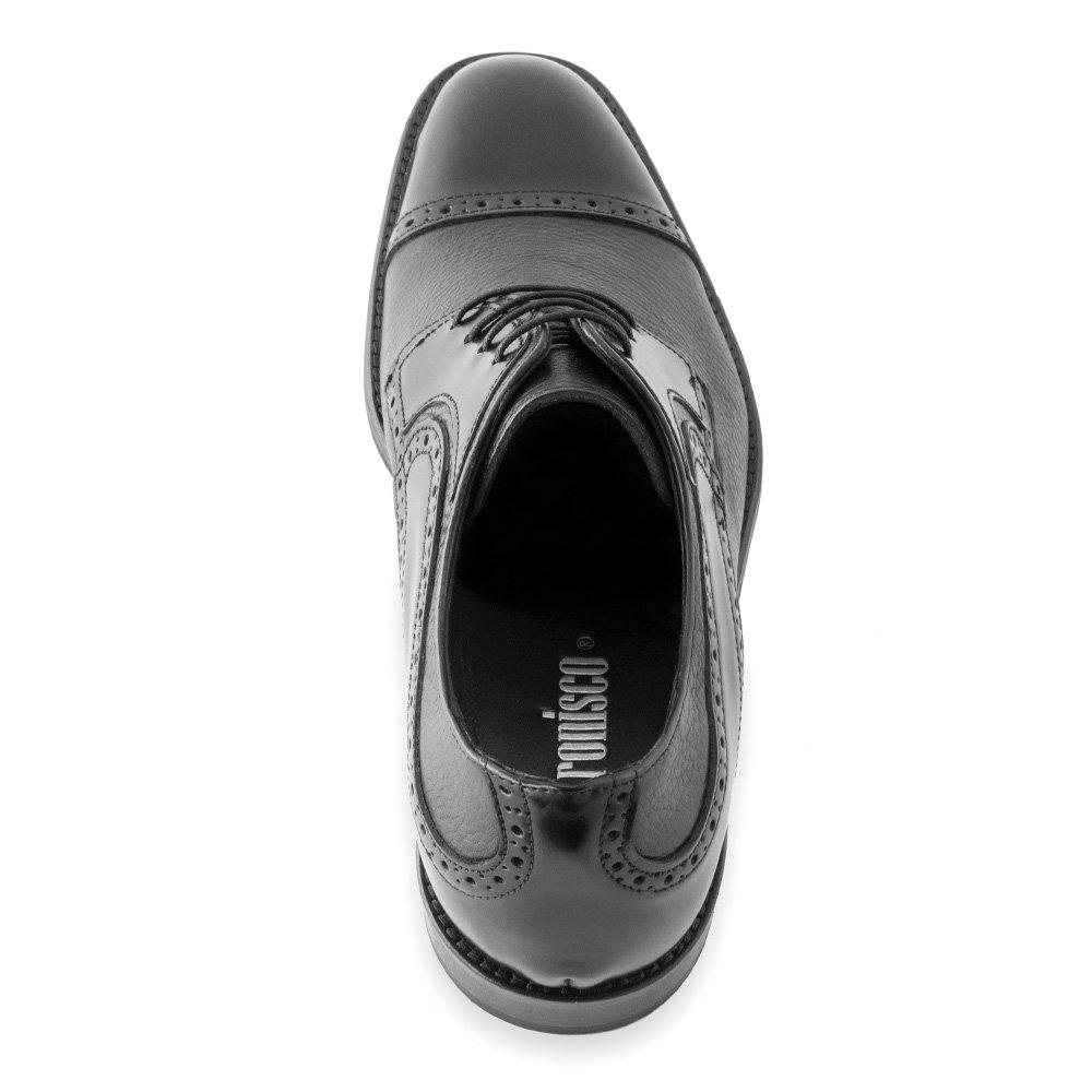 Masaltos Schuhe Herrenschuhe Die auf Unsichtbare Unsichtbare Unsichtbare Weise Ihre Körpergrösse bis zu 7 cm Erhöhen. Herrenschuhe mit Verstecktem Absatz. Modell Berlin 8b9167