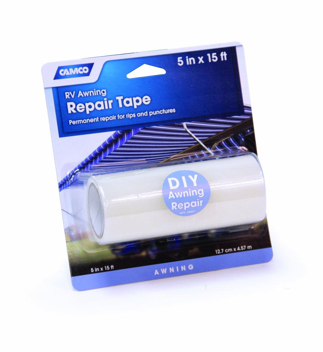Camco 42623 5'' x 15' Awning Repair Tape