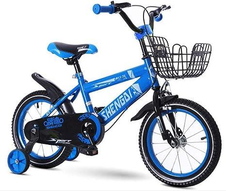 WGYEREAM Bicicleta para Niños, Bicicleta Infantil, Formación del niño Unisex Bike Freestyle niños Hijos de Bicicletas Equilibrio con Asiento Ajustable Manillar de 2-8 Años de Edad: Amazon.es: Deportes y aire libre