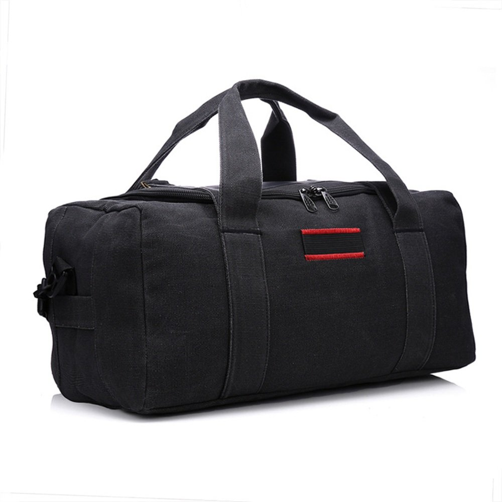 Crystalzhong Canvas, Handbags, Luggage Bags, Large Capacity Men's And Women's Travelling Bags, Business Bags.