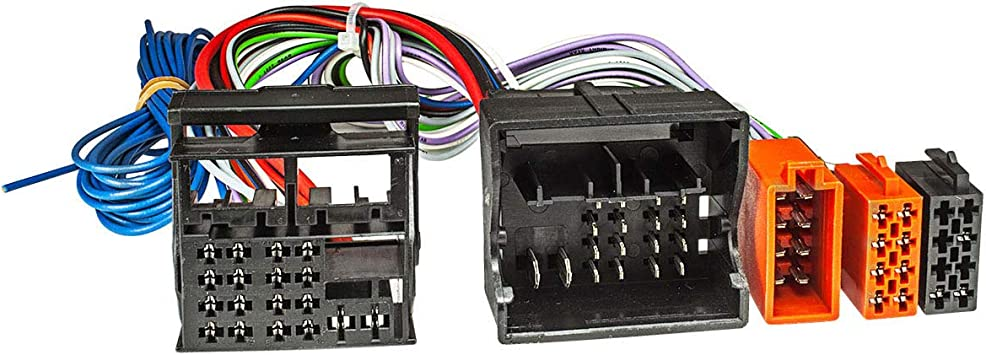 Tomzz Audio 7303 005 T Kabel Iso Kompatibel Mit Audi Ab Elektronik