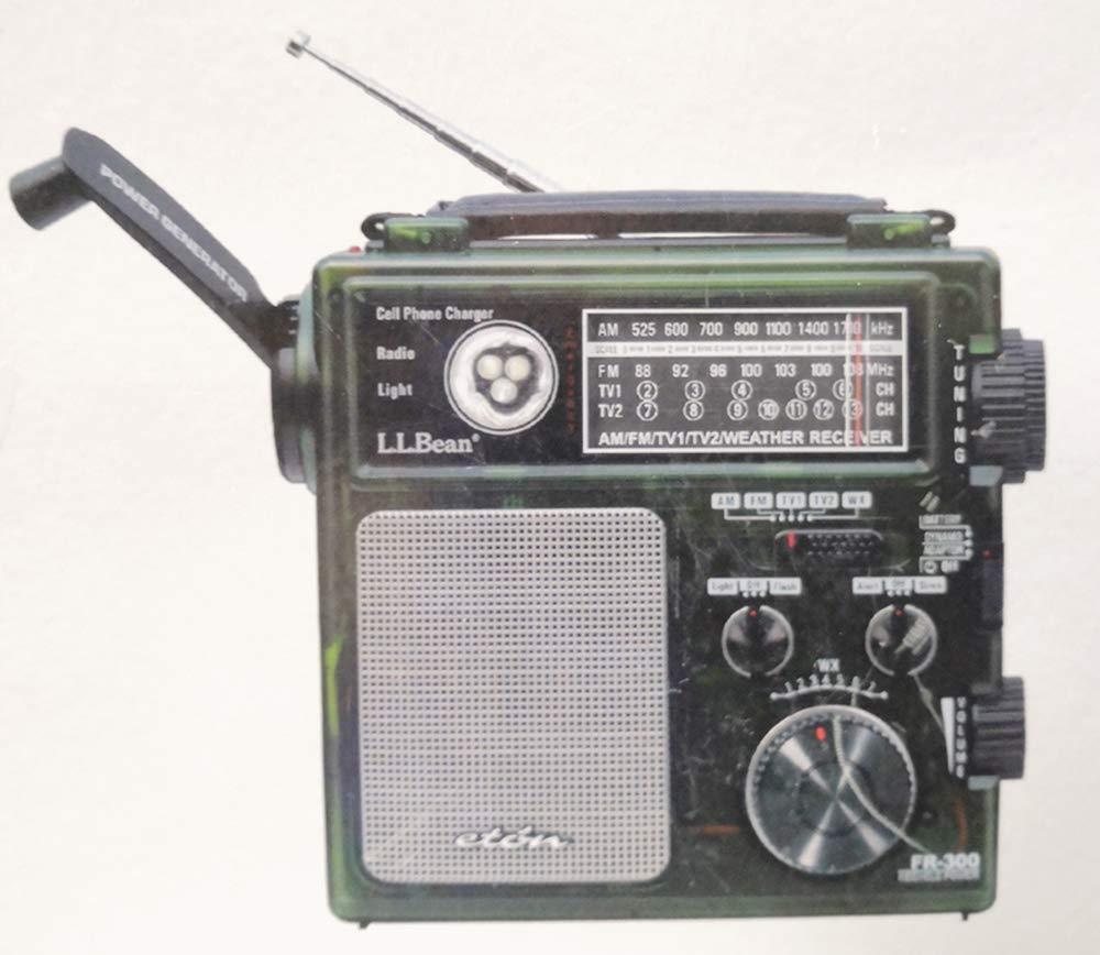 Eton FR300 Emergency Crank Radio Green (Discontinued by Manufacturer)
