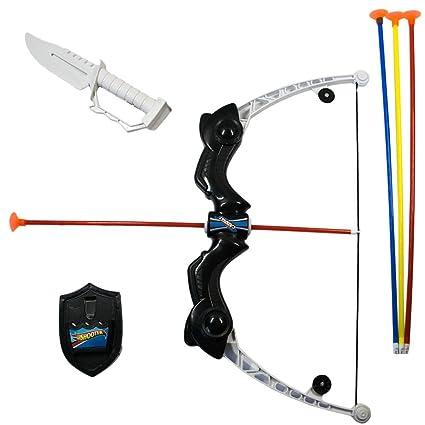 "Amazon.com: TukTek Kids First Super 18"" Bow and Arrow Archer ..."