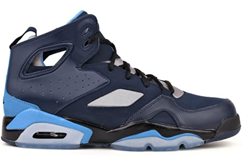 Jordan Nike Air Flight Club  91 Mens Basketball Shoes 555475-407 Midnight  Navy 9.5 9aff99ec3