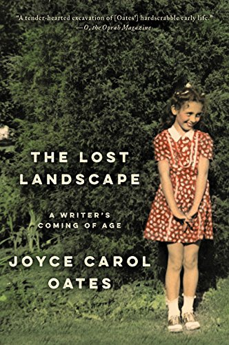 The Lost Landscape: A Writers Coming of Age