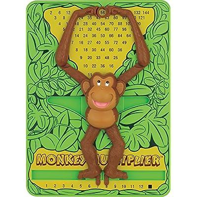 Monkey Multiplier: Toys & Games