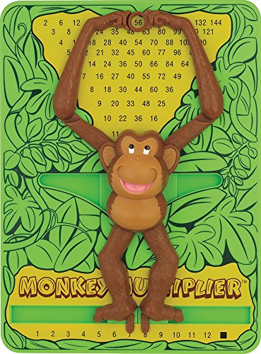 Monkey Multiplier - Monkeys Many