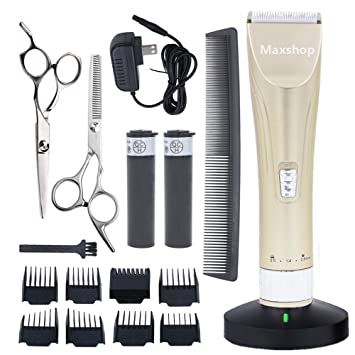 Amazon Maxshop Professional Hair Clippers For Men And Babies