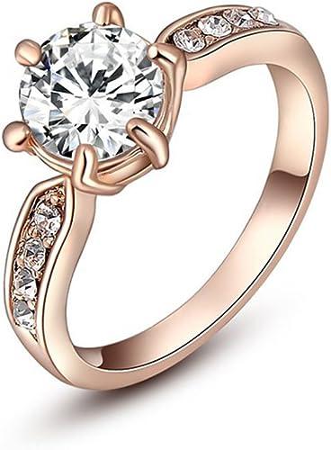 ++ Noble anillo Anillo de mujer 925er plata con Austria Crystal circonita nuevo top
