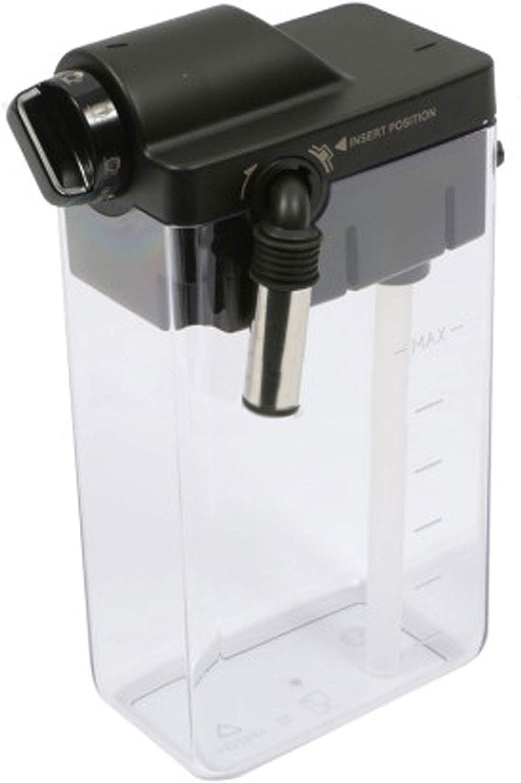 Spares2go DLSC013 - Jarra de leche para cafetera Delonghi: Amazon ...
