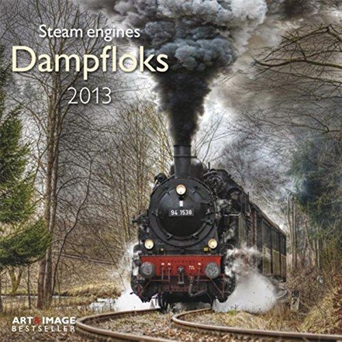 Dampfloks 2013 Broschürenkalender