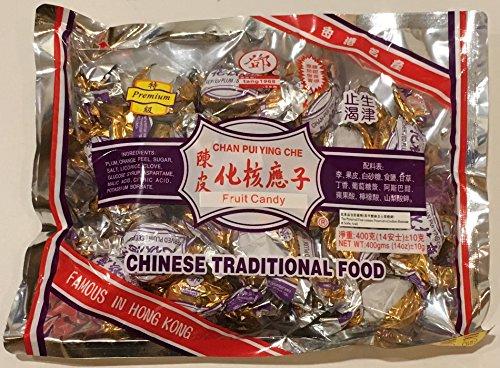Chan Pui Ying Che - Premium Golden Seedless Plum (Golden Plum)