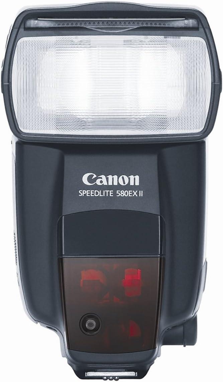 Canon Speedlite 580EX II Flash for Canon EOS Digital SLR Cameras