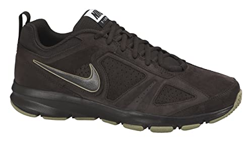 hot sale online 3433f 8d255 Nike Men s T Lite Xi Nbk Running Shoes, Brown (Velvet Brown   Vlvt Brwn