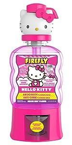 Firefly Hello Kitty Fun Pump Anti-Cavity Mouth Rinse, 16 0z.