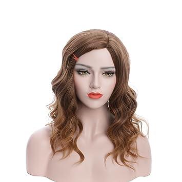 Amazon.com: karlery 19 inches fascinante las mujeres largo ...