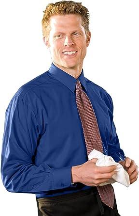 Edwards Garment Mens Big And Tall Short Sleeve Broadcloth Shirt/_ROYAL