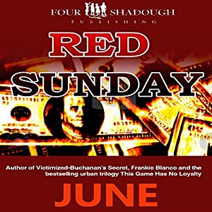 Red Sunday Audiobook