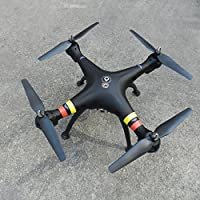 NiGHT LiONS TECH 37.5 Inch Drone N7C 4 Channel 6 Axis GYRO Big Quadcopter with 2MP HD Camera by NiGHT LiONS TECH