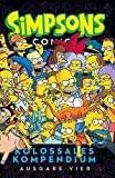 Simpsons Comics Kolossales Kompendium: Bd. 4
