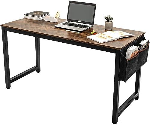 ARCCI Computer Desk Home Office Desk w/Storage Bag and Hook