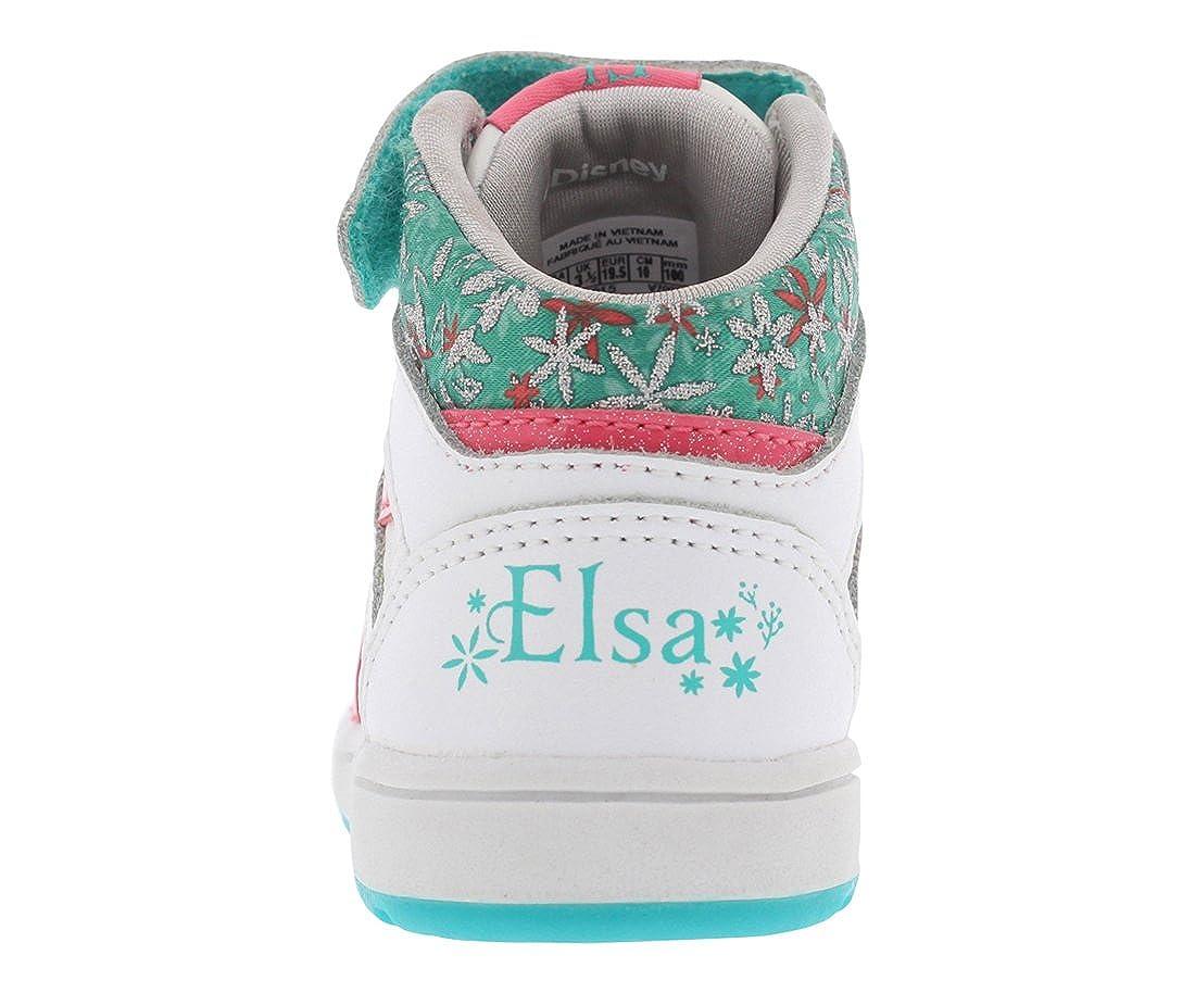 Reebok Frozen Elsa Mid Casual Infants Shoes Size