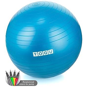 Yogu - Pelota de ejercicios para mejorar la estabilidad de 65 cm ... 6e7af9403e73