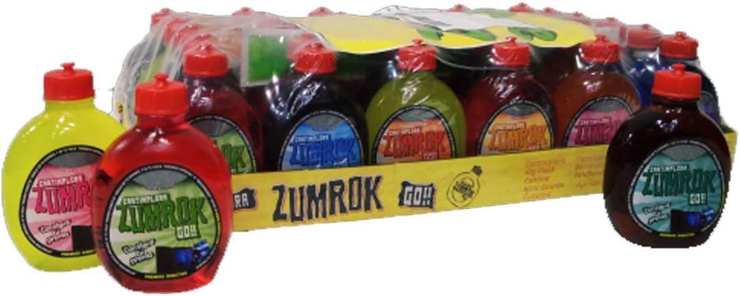 Cantimploras Zumrok de Flax para congelar o tomar 36 unidades