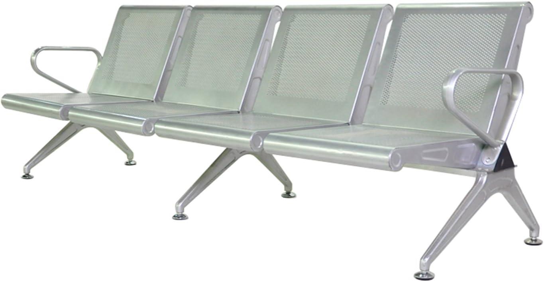 Amazon.com: WALCUT nuevo 4 plazas silla aeropuerto clínica ...