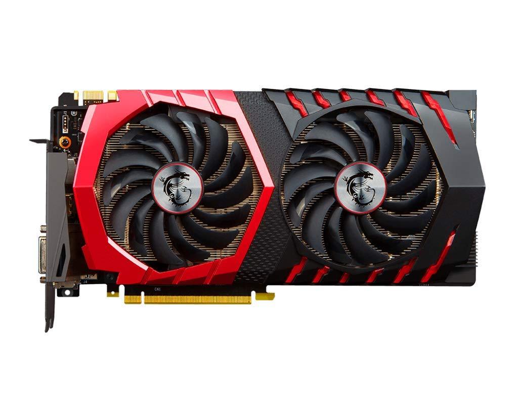 MSI GeForce GTX 1070 Ti GAMING 8G - Tarjeta Gráfica GAMING