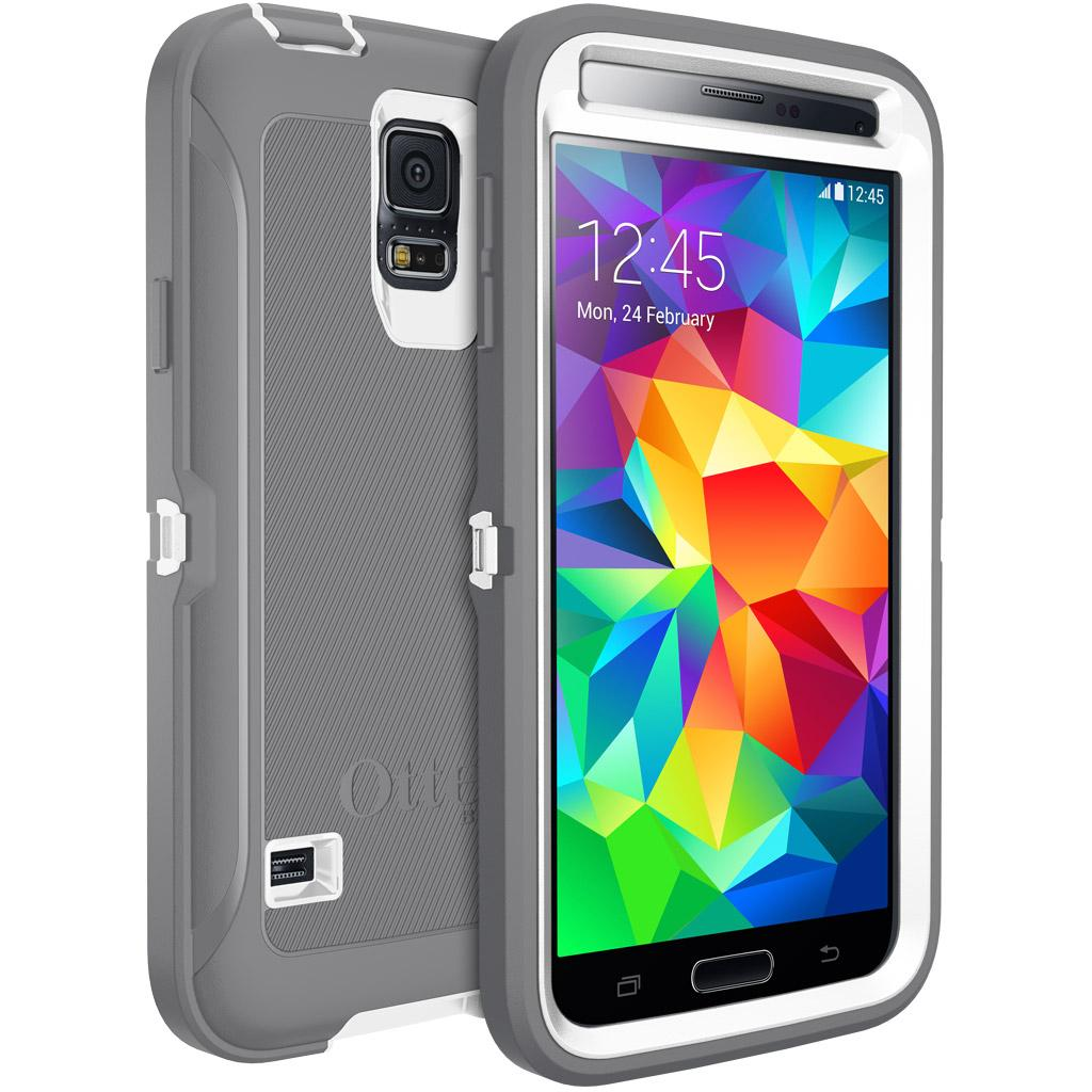 Otterbox Defender Series For Samsung Galaxy S5 Retail