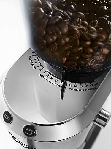 Espressomühlen für Siebträgermaschinen: DeLonghi Dedica KG 520.M