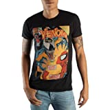 ff96836e5bf7 Amazon.com  Marvel Men s Venom Lethal Protector T-Shirt  Clothing