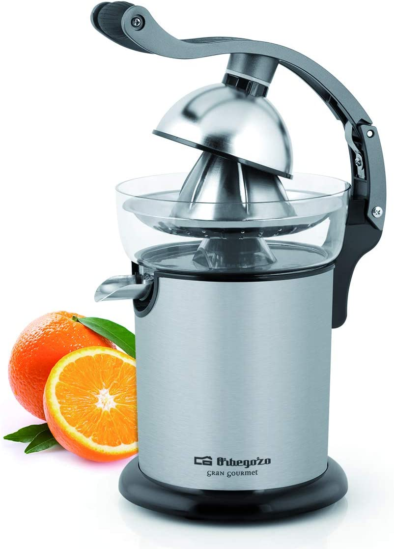 Orbegozo EP 4000 - Exprimidor zumo eléctrico de naranjas con brazo ...