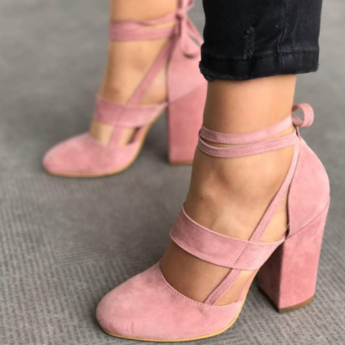 ladies black pumps size 7