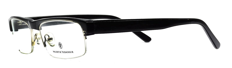 be7ba0029c88 Amazon.com  Eyeglasses Valentin Yudashkin 62810 col.A1309 Size 55-18-145.  NO CASE  Clothing